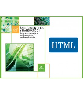 PMAR Ámbito Científico y Matemático II (HTML)