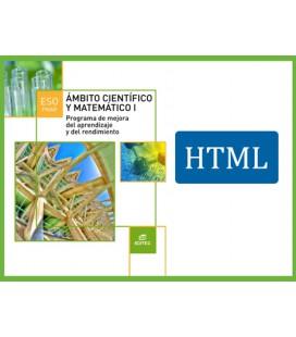 PMAR Ámbito Científico y Matemático I (HTML)
