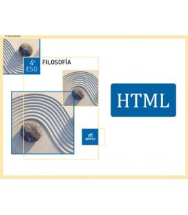 Filosofía 4º ESO (HTML)