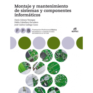 FPB Montaje y mantenimiento de sistemas y componentes informáticos