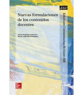 Nuevas formulaciones de los contenidos docentes