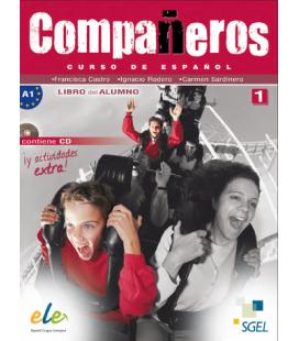 Compañeros 1 - Libro y cuaderno (A1)