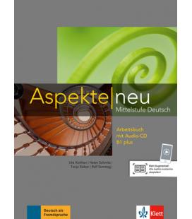 Aspekte neu B1 plus Arbeitsbuch