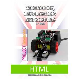 Technology, Programming and Robotics 3º ESO - Proyecto INVENTA (HTML)