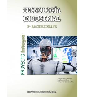 TECNOLOGIA INDUSTRIAL 2º BACHILLERATO - PROYECTO INTEGRA