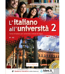 L'italiano all'università 2 - Libro dello studente