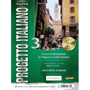 Nuovo Progetto Italiano 3 - Libro dello studente
