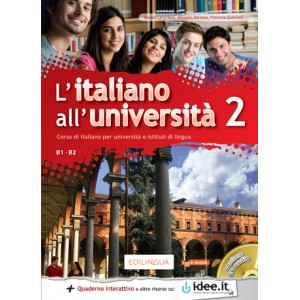 L'italiano all'università 2 - Libro dello studente