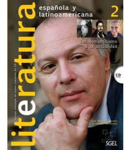 Literatura española y latinoamericana 2
