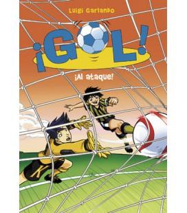 ¡Al ataque! (Serie ¡Gol! 39)