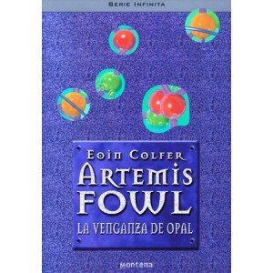 La venganza de Opal (Artemis Fowl 4)