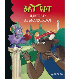 ¡Liberad al monstruo! (Serie Bat Pat 28)