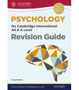 Psychology for Cambridge International AS & A Level Revision