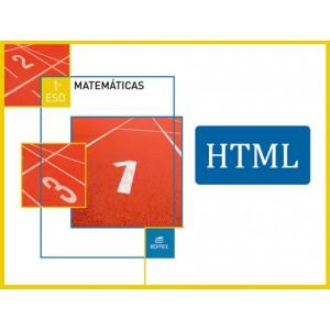 Matemáticas 1º ESO (HTML)