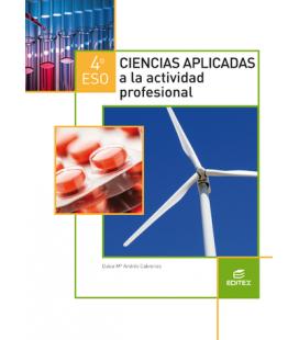 Ciencias aplicadas a la actividad profesional 4º ESO