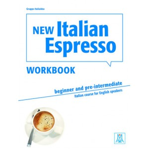 NEW ITALIAN ESPRESSO 1 - BEGINNER AND PREINTERMEDIATE (WORKBOOK)