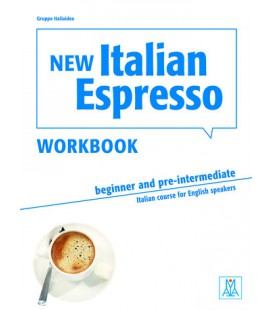 NEW ITALIAN ESPRESSO 1 - BEGINNER AND PREINTERMEDIATE (WORKBOOK)