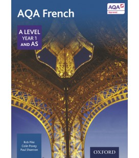 AQA French A Level Year 1 and AS