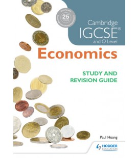 Cambridge IGCSE and O Level Economics Study and Revision Guide 2nd edition