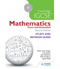Cambridge IGCSE Mathematics Study and Revision Guide 2nd edition
