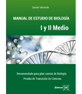 Manual de Estudio de Biología