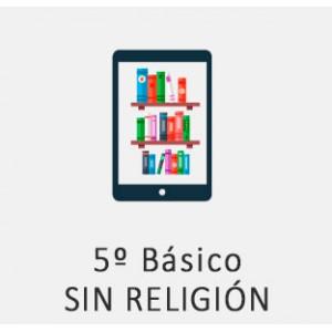 Colegio Los Alerces: 5º SIN RELIGIÓN