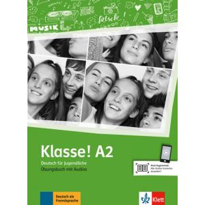 Klasse! A2 interaktives Übungsbuch