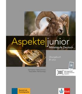 Aspekte junior B1+ interaktives Übungsbuch