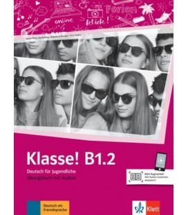 Klasse! B1.2 interaktives Übungsbuch
