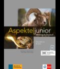 Aspekte junior B1 plus Übungsbuch