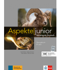 Aspekte junior B1.1 plus Übungsbuch