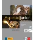 Aspekte junior B1.2 plus Übungsbuch