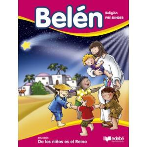 Religión prebásica Pre-Kinder