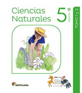 Ciencias Naturales 5º PDF