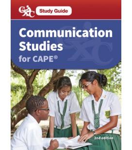 CXC Study Guide: Communications Studies for CAPE®