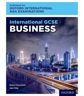 Oxford International AQA Examinations: International GCSE Business