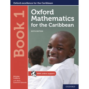 Oxford Mathematics for the Caribbean Book 1