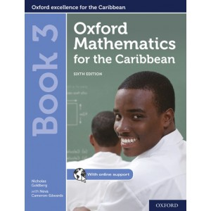Oxford Mathematics for the Caribbean Book 3