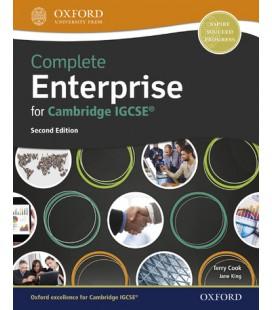 Complete Enterprise for Cambridge IGCSE