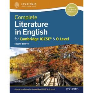 Complete Literature in English for Cambridge IGCSE & O Level