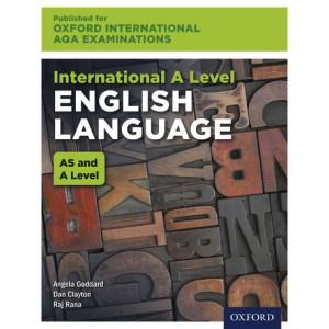 Oxford International AQA Examinations: International A Level English Language