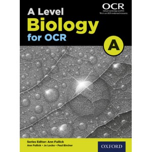 A Level Biology for OCR A