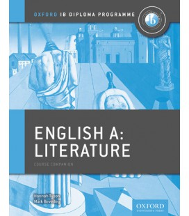 Oxford IB Diploma Programme: English A: Literature Course Companion