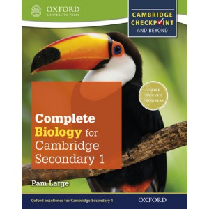 Complete Biology for Cambridge Lower Secondary 1