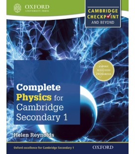 Complete Physics for Cambridge Lower Secondary 1