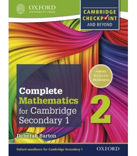 Complete Mathematics for Cambridge Lower Secondary 1: Book 2