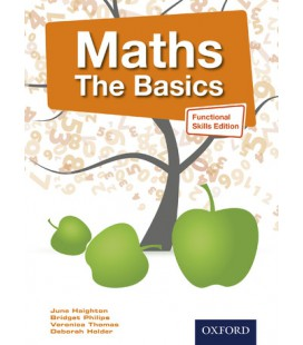 Maths The Basics Functional Skills Edition