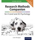Research Methods Companion for A Level and AS Psychology