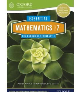 Essential Mathematics for Cambridge Secondary 1: Stage 6
