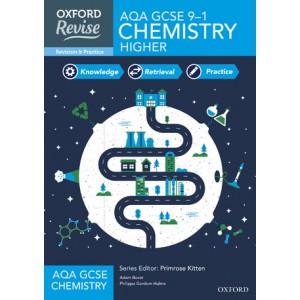 AQA GCSE 9-1 Chemistry Higher
